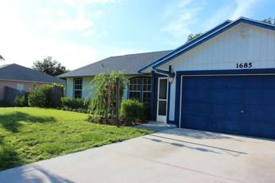 1685 SW Alvaton Avenue, Port Saint Lucie, FL 34953 - MLS#: RX-10485887