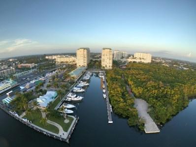 100 NE 6th Street UNIT 610, Boynton Beach, FL 33435 - MLS#: RX-10485920