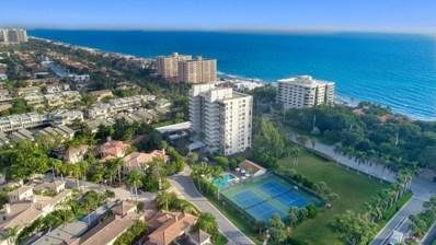 4600 S Ocean Boulevard UNIT 802, Highland Beach, FL 33487 - MLS#: RX-10485962