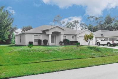 1770 SW Bellevue Avenue, Port Saint Lucie, FL 34953 - #: RX-10486038