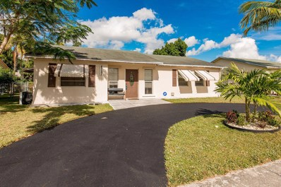 6721 NW 24th Court, Margate, FL 33063 - #: RX-10486042