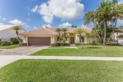 10916 Boca Woods Lane, Boca Raton, FL 33428 - MLS#: RX-10486109
