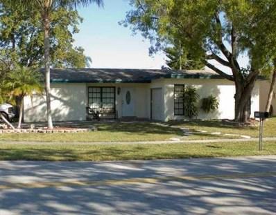 11501 NW 45th Place, Sunrise, FL 33323 - MLS#: RX-10486183