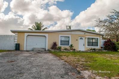 3663 Almar Rd Road, Lake Worth, FL 33461 - MLS#: RX-10486185