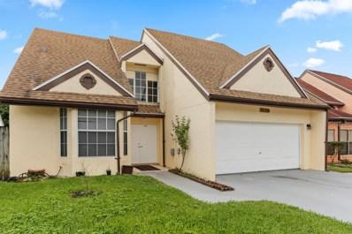 5120 Foxhall Drive S, West Palm Beach, FL 33417 - #: RX-10486217