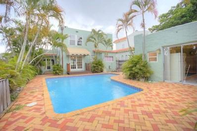 835 30th Court, West Palm Beach, FL 33407 - MLS#: RX-10486242