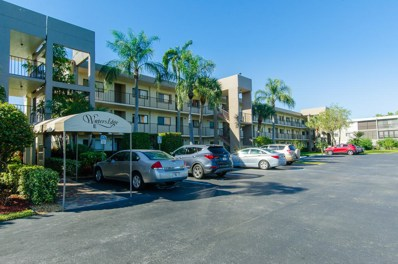 5550 Witney Drive UNIT 310, Delray Beach, FL 33484 - MLS#: RX-10486253