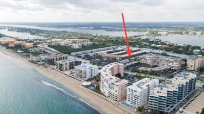 3605 S Ocean Boulevard UNIT 103, South Palm Beach, FL 33480 - MLS#: RX-10486264