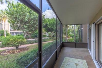 3605 S Ocean Boulevard UNIT 122, South Palm Beach, FL 33480 - MLS#: RX-10486277