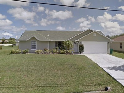 165 NW Hibiscus Street, Port Saint Lucie, FL 34983 - MLS#: RX-10486290