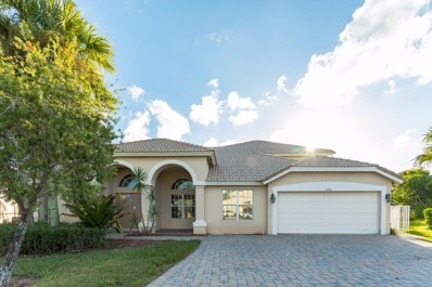 6396 Crown Island Cove, West Palm Beach, FL 33411 - MLS#: RX-10486346
