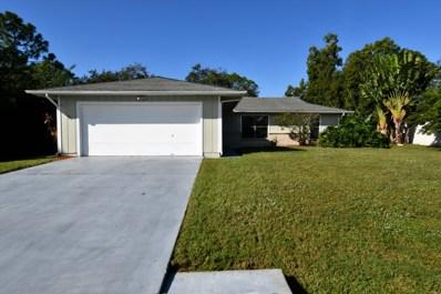 1150 SW Ithaca Street, Port Saint Lucie, FL 34983 - MLS#: RX-10486380
