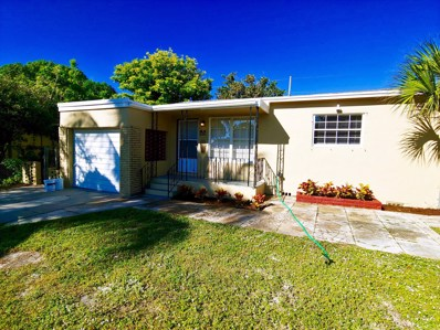 933 43rd Street, West Palm Beach, FL 33407 - MLS#: RX-10486403