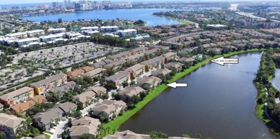 881 Marina Del Ray Lane UNIT 1, West Palm Beach, FL 33401 - MLS#: RX-10486441