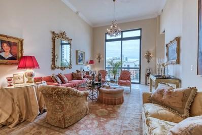 701 S Olive Avenue UNIT 516, West Palm Beach, FL 33401 - #: RX-10486470