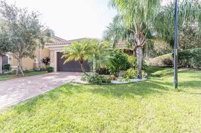 10587 Cape Delabra Court, Boynton Beach, FL 33473 - MLS#: RX-10486488