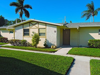 2837 Ashley Drive E UNIT C, West Palm Beach, FL 33415 - MLS#: RX-10486526