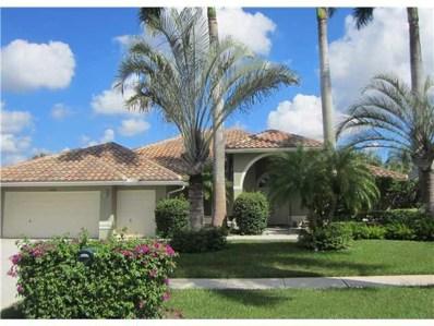 10481 Milburn Lane, Boca Raton, FL 33498 - MLS#: RX-10486624