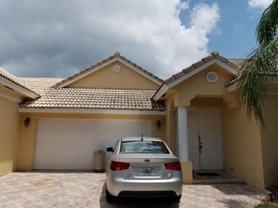 5513 Boynton Gardens Drive, Boynton Beach, FL 33437 - MLS#: RX-10486674
