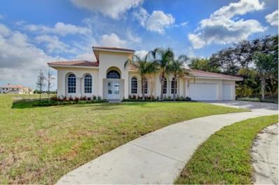 9762 Captiva Circle, Boynton Beach, FL 33437 - #: RX-10486790