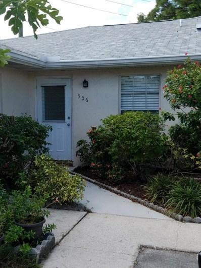 506 Holyoke Lane, Lake Worth, FL 33467 - MLS#: RX-10486795