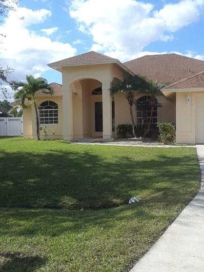 5526 NW Cordrey Street, Port Saint Lucie, FL 34986 - MLS#: RX-10486799