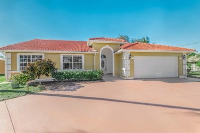 1608 SE Durango Street, Port Saint Lucie, FL 34952 - MLS#: RX-10486807