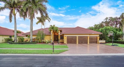 6606 Newport Lake Circle, Boca Raton, FL 33496 - MLS#: RX-10486813
