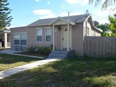 616 51st Street, West Palm Beach, FL 33407 - #: RX-10486832