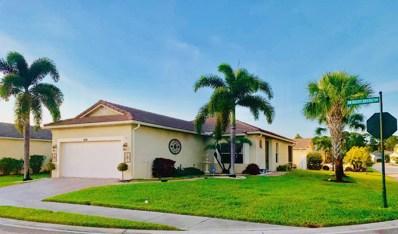 879 SW Rocky Bayou Terrace, Port Saint Lucie, FL 34986 - MLS#: RX-10486841