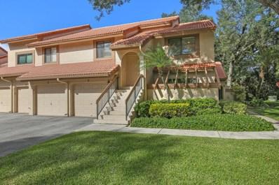 5600 Coach House Circle UNIT H, Boca Raton, FL 33486 - MLS#: RX-10486877
