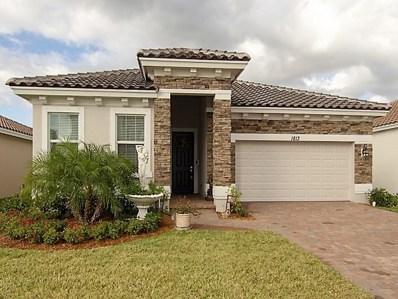 1813 Berkshire Circle SW, Vero Beach, FL 32968 - #: RX-10486940
