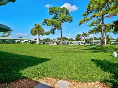 656 Hummingbird Lane, Delray Beach, FL 33445 - MLS#: RX-10486942