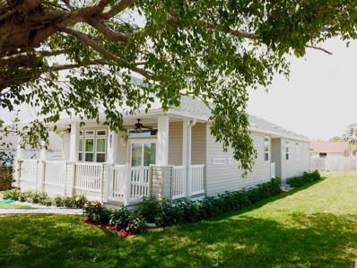 801 Ridgewood Drive, West Palm Beach, FL 33405 - MLS#: RX-10486958