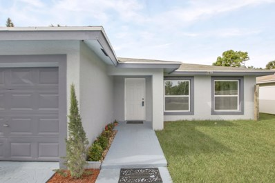 169 W Trail Drive, West Palm Beach, FL 33415 - MLS#: RX-10486991
