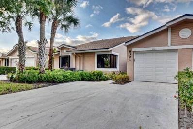 8301 Summersong Terrace, Boca Raton, FL 33496 - MLS#: RX-10487022