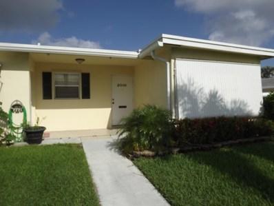 201 Bayview Avenue UNIT D, Boynton Beach, FL 33435 - #: RX-10487077