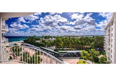 2295 S Ocean Boulevard UNIT 706, Palm Beach, FL 33480 - #: RX-10487078