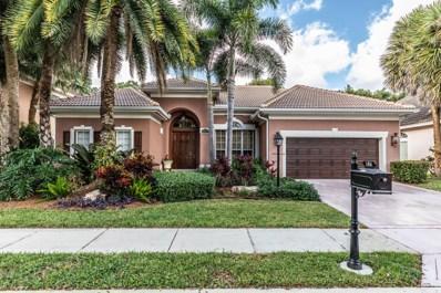 164 Oakwood Lane, Palm Beach Gardens, FL 33410 - MLS#: RX-10487087