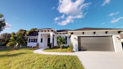 2755 SE Rawlings Road, Port Saint Lucie, FL 34952 - #: RX-10487093