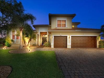 11416 SW Aventino Drive, Port Saint Lucie, FL 34987 - MLS#: RX-10487148