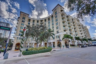 610 Clematis Street UNIT 312, West Palm Beach, FL 33401 - MLS#: RX-10487189