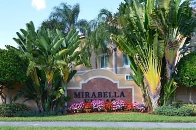 806 Villa Circle UNIT 806, Boynton Beach, FL 33435 - MLS#: RX-10487196