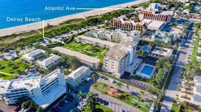 120 N Ocean Boulevard UNIT 404, Delray Beach, FL 33483 - MLS#: RX-10487310
