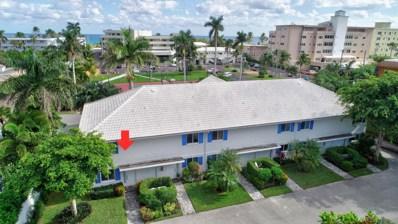 130 Andrews Avenue UNIT 6, Delray Beach, FL 33483 - MLS#: RX-10487437
