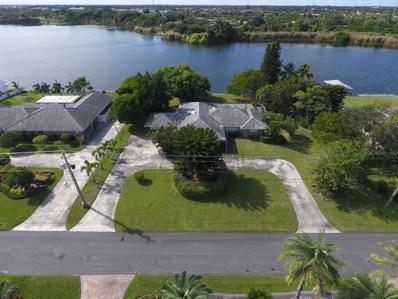 3865 S Lake Drive, Boynton Beach, FL 33435 - #: RX-10487491