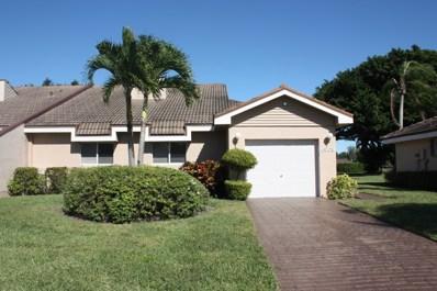 6903 Fountains Circle, Lake Worth, FL 33467 - MLS#: RX-10487534