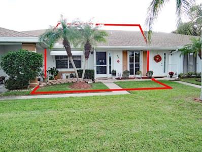 1001 Pheasant Run Drive UNIT Apt B, Fort Pierce, FL 34982 - MLS#: RX-10487579