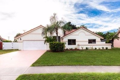 9801 Majestic Way, Boynton Beach, FL 33437 - MLS#: RX-10487624