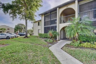 516 Shady Pine Way UNIT A2, Greenacres, FL 33415 - MLS#: RX-10487629